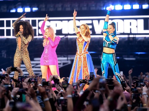Spice Girls kick off UK reunion tour in Dublin as some fans complain about 'sound issues'