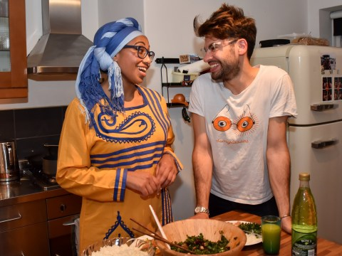 Muslims Who Fast: Yassmin shows us a 'Sudanese-Australian combination iftar'