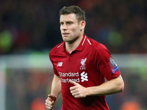 Paris Saint-Germain consider move for Liverpool midfielder James Milner