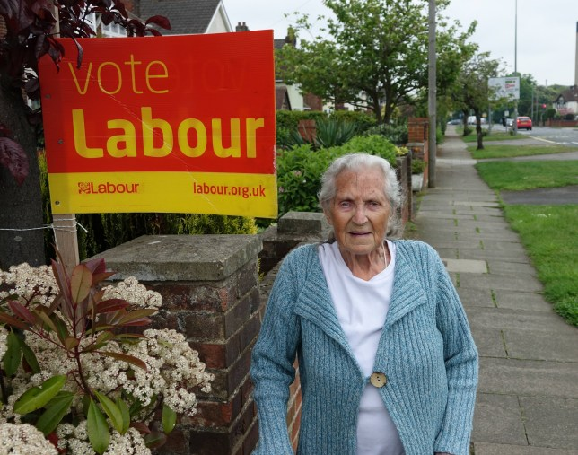 "EAST ANGLIA NEWS SERVICE, tel. 07767 413379 Margot Packwood, 92, who was readmitted to the Labour Party after being expelled following 71 years membership because she nominated her daughter as a Green candidate in an Ipswich Borough Council election, pictured at her home in Ipswich, Suffolk EAST ANGLIA NEWS SERVICE, tel.07767 413379 Pics available A grandmother aged 92 has been allowed back into the Labour Party after being booted out for nominating her daughter as a Green candidate in a local council election. Margot Packwood?s gesture of support for her daughter Lesley led to her being expelled despite her 71 years of loyal membership. A letter from Labour?s national Governance and Legal unit told her she had broken party rules by nominating someone standing against a Labour candidate in Ipswich Borough Council elections. Mrs Packwood, a former school bursar of Ipswich, Suffolk, said: ""I was dumbfounded and shattered when this letter came through. I was left petrified. It never occurred to me that I was doing anything wrong. ?It used all kinds of official language. I know now that I should have read the small print of the membership rules, but I've been in the party so long you don't think about those kind of things. ?When my daughter said she was going to stand as a Green candidate, I was happy to sign her papers. I said it was fine by me. It is a free country. You can vote for who you want.? Her expulsion was reversed on ?compassionate grounds? after three weeks by Labour Party General Secretary Jennie Formby following a plea from the party?s Ipswich secretary John Cook for Mrs Packwood to be shown leniency. Mother-of-three Mrs Packwood who has two grandchildren said: ?I am delighted to get my membership back ? but I wish the original letter had not been sent in the first place. ?A friendly phone call advising me of my mistake would have been far less distressing. I?m glad it has all been resolved now and I am back in their good books.? Mr Cook said: ?It's right that the Labour Party has robust rules and procedures. However it?s clear that in this case, Margot, a member for many years, thought she was merely doing her daughter a favour. ?I'm delighted that the matter has been concluded with a degree of humanity and that common sense has prevailed.? Mrs Packwood joined Labour after she left the Auxiliary Territorial Service in 1948 when Clement Atlee was prime minister and her main concern was when wartime rationing would end. She regularly campaigned for the party and during the 1970s and 1980s she allowed her home to be used for meetings during elections by Ipswich?s Labour MP Ken Weetch. Mrs Packwood received her expulsion letter just days after nominating her daughter. It told her that her nomination of a candidate standing against a Labour candidate was ?incompatible? with Labour membership and breached the party?s rule number 2.1.4.A. The letter added: ?You are therefore ineligible to remain a member of the Labour Party and have been removed from the national membership system. You are no longer entitled to attend local labour Party meetings.? It said that she could apply to Labour?s National Executive Committee for readmission to the party, but would have to wait five years to do so unless she could prove there were ?exceptional circumstances.? Her daughter Lesley Packwood, 56, who works as a civil servant and failed to get elected, said: ""I had to get the signatures of ten people in the ward to nominate me. I asked my mother to sign first and then found nine other people. ?I never thought any more of it because I did not realise Labour had such stringent rules. ?The letter that my mother received was just so rude. She did not even get a phone call first to explain the rules and say she had been a naughty girl. ?I was away when she received it and I thought she was joking when she told me.? ends"