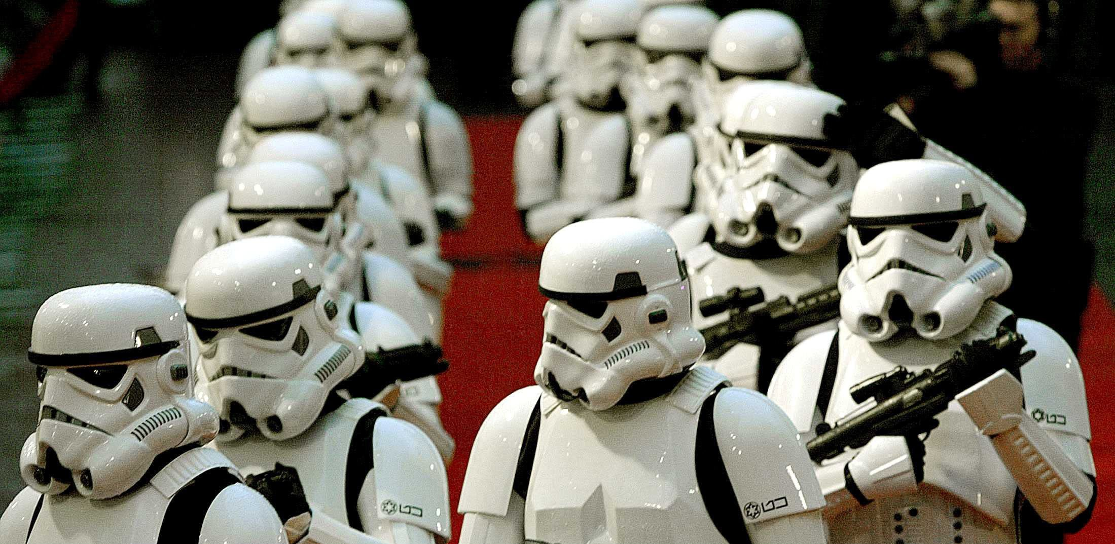 Disneyland is recruiting Stormtroopers for latest Star Wars adventure