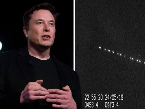 Elon Musk's Starlink satellites visible above UK tonight: here's all the details