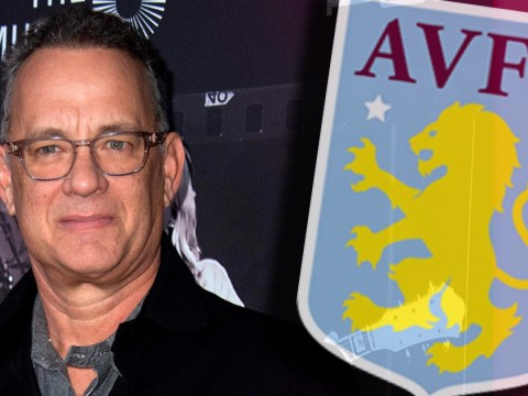 Tom Hanks thrilled as Aston Villa are promoted to the Premier League