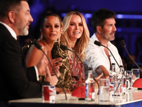 Which acts from the first Britain's Got Talent semi-final made it to the final?
