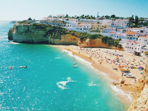 The destinations that are hottest this summer