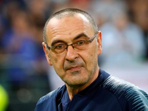 Maurizio Sarri dedicates Europa League win to Napoli fans after Chelsea beat Arsenal
