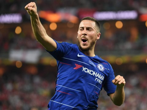 Ander Herrera pays tribute to Eden Hazard after Europa League final victory against Arsenal