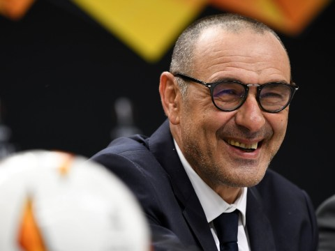 Maurizio Sarri's agent flying into London to negotiate Chelsea exit