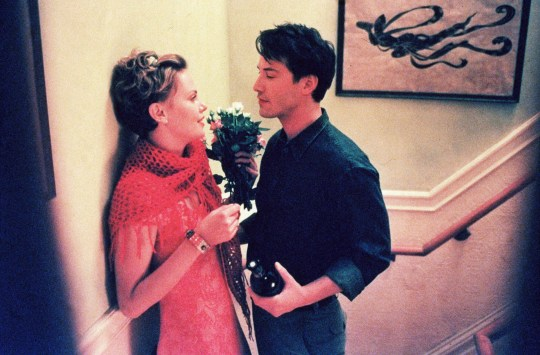 The Internet wants Keanu Reeves and Charlize Theron to ...