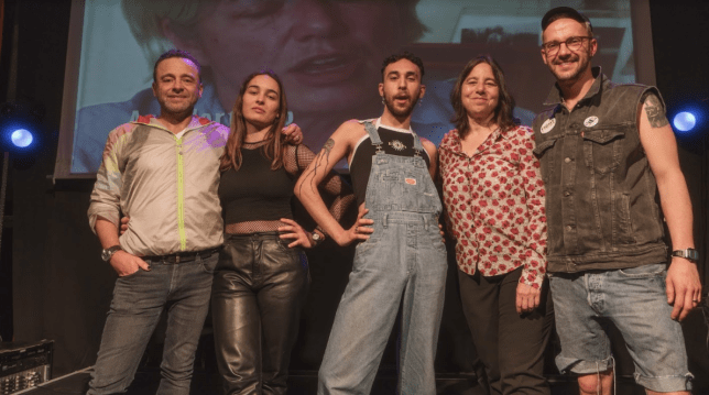 LGBT+ and Aids activist Sarah Schulman is helping London with its liberation