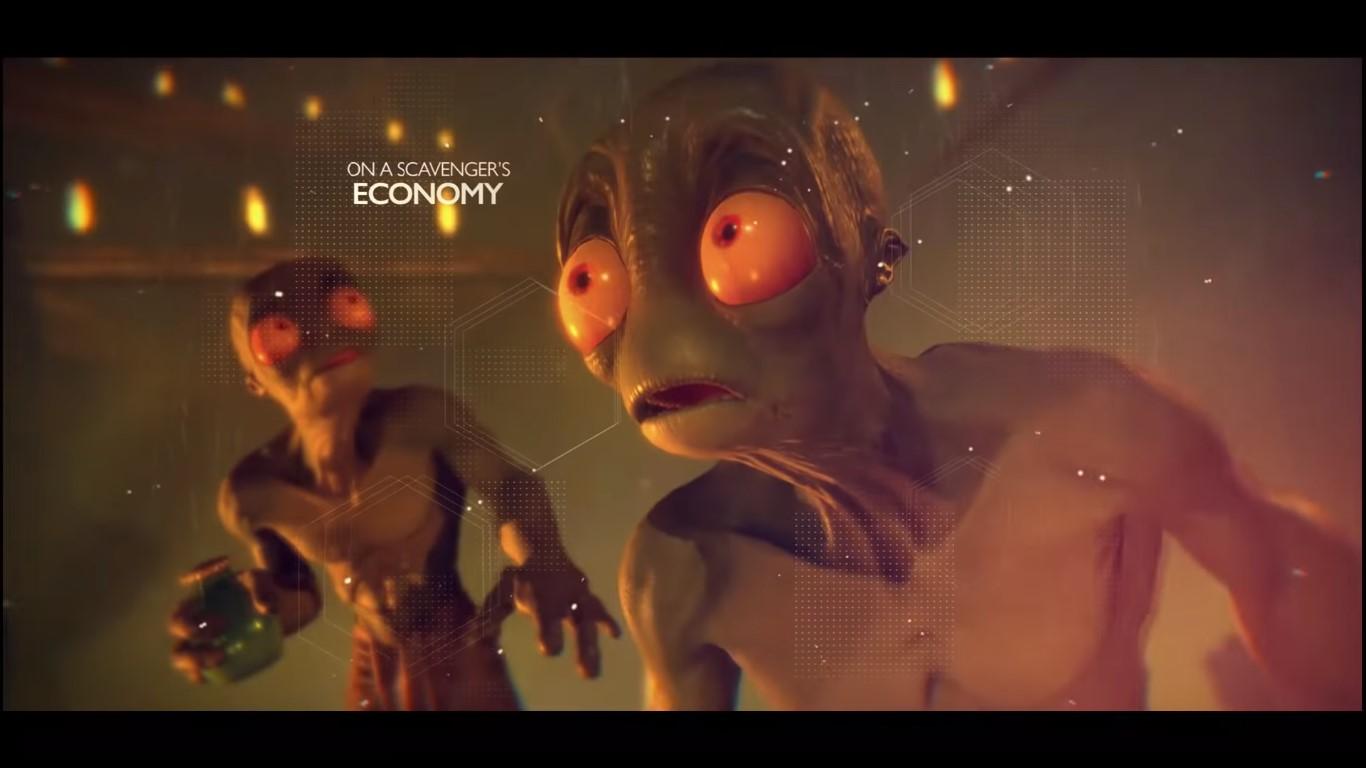 Oddworld: Soulstorm - Abe is back, again