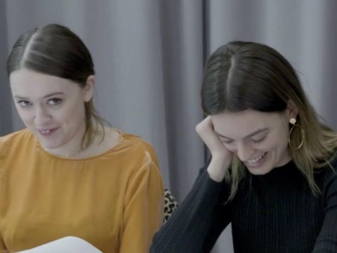 Sex Education season 2 filming has started and Netflix shared the cutest cast rehearsal video