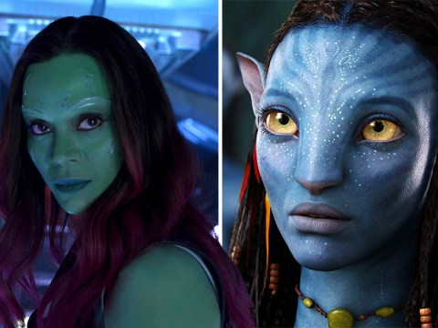 Avengers: Endgame's Zoe Saldana 'wins franchise war' as she stars in top two highest grossing movies ever