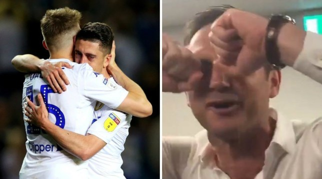 Frank Lampard had little sympathy for Leeds as Derby reached the Championship play-off final