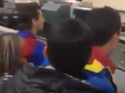 Barcelona fans abuse Lionel Messi at airport after Liverpool's stunning comeback victory