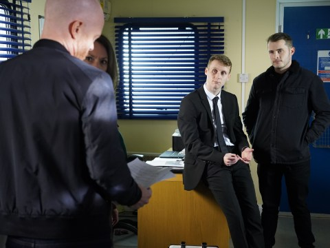 EastEnders spoilers: Ben Mitchell drops a shocking bombshell on Max Branning