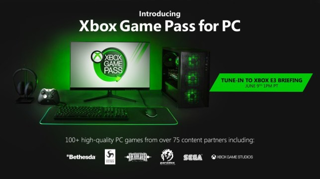 Xbox Game Pass coming to PC as Microsoft embraces Steam