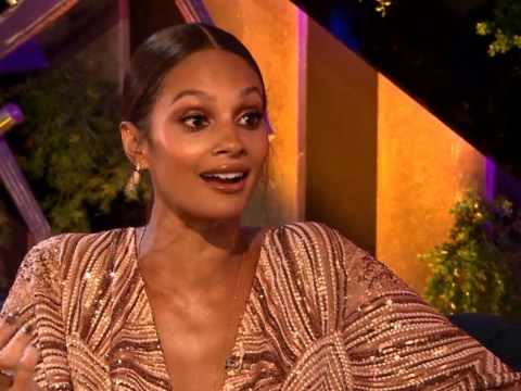 Alesha Dixon rules out leaving Britain's Got Talent to be Strictly Come Dancing judge
