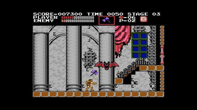 Castlevania Anniversary Collection review – vampire history
