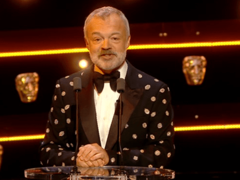 Graham Norton targets Danny Baker and Seann Walsh in no holds barred TV Baftas speech
