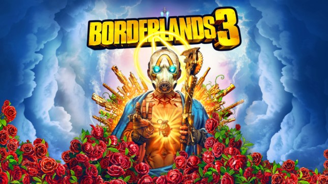 Borderlands 3 key art
