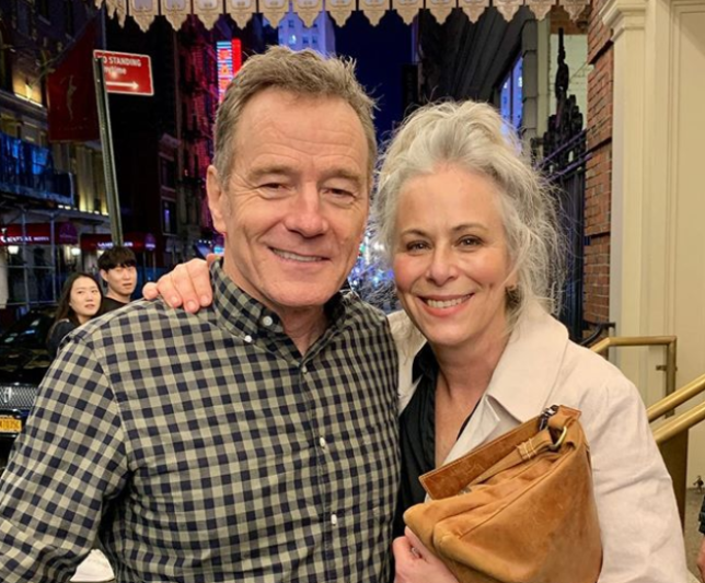 Malcolm In The Middle's Jane Kaczmarek and Bryan Cranston