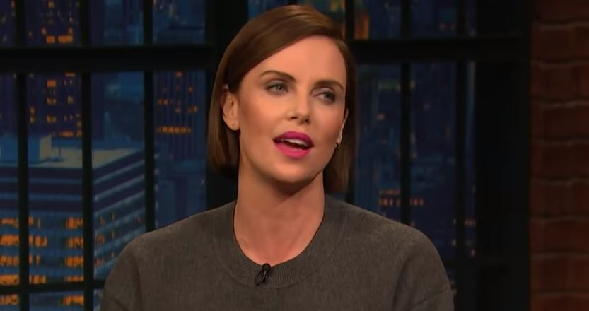 Charlize Theron needs a man that can 'grow a pair and step up' and we have so many questions