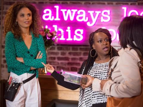 EastEnders spoilers: Denise sacks her own sister Kim as the salon war explodes?