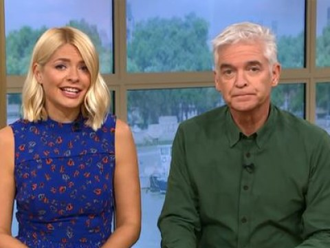 Holly Willoughby shares condolences to Steve Dymond after The Jeremy Kyle Show is axed