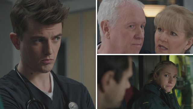 7 Casualty spoilers: Will faces a huge dilemma as Toby returns