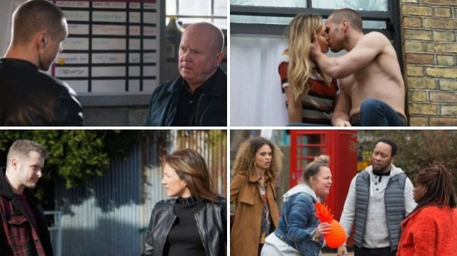 Here are the big spoilers for EastEnders next week