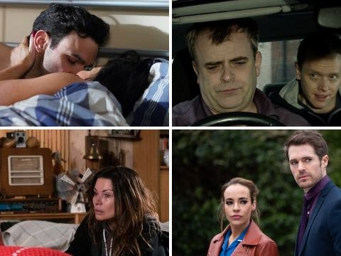 12 soap spoilers: EastEnders suicide, Emmerdale death tragedy, Corrie robbery horror, Hollyoaks crash
