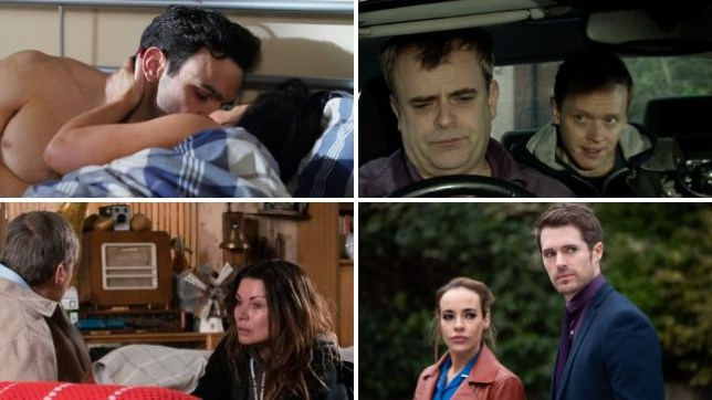 Here's what's ahead in Coronation Street, Emmerdale, EastEnders and Hollyoaks