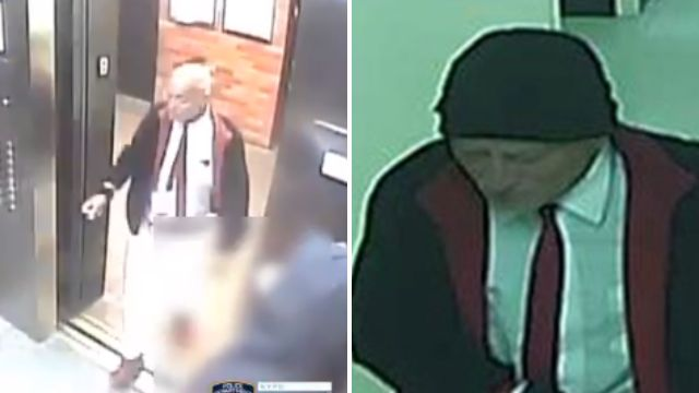 The New York Police Department say this man sexually assaulted a comatose 68 year-old woman at the Lincoln Hospital in the Bronx Monday