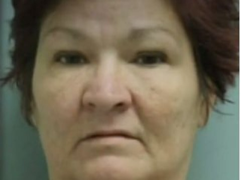 Woman, 55, 'slashed boyfriend with box cutter for not making an effort on her birthday'