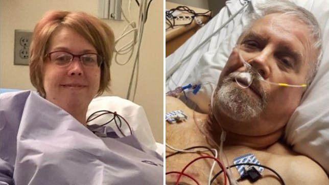Woman donates kidney to firefighter who saved her daughter's life
