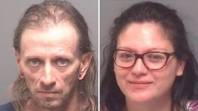 Michael Lesher has been jailed for 438 years for sexually abusing his daughter and stepdaughter. His wife Lisa will face trial on similar charges at a later date