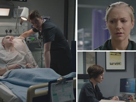 Casualty review with spoilers: Charlie and Duffy renew their vows and Will involved in sad death