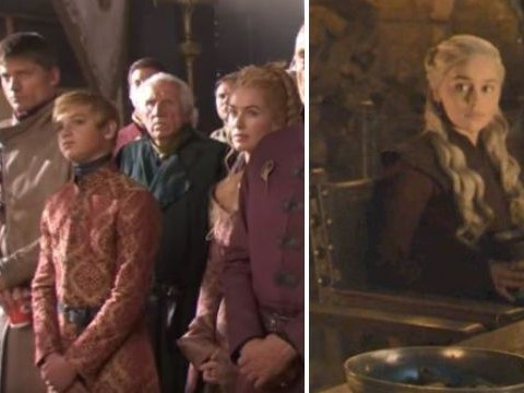 A second Game Of Thrones coffee cup 'scene' shows how easily these things can happen
