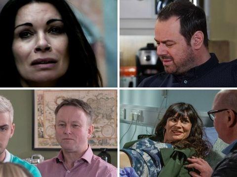 12 soap spoiler pictures: Corrie double murder twist, EastEnders death danger, Emmerdale secret