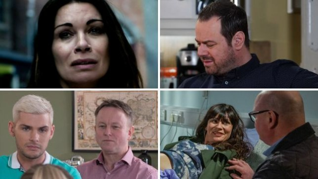 Spoilers for Carla in Coronation Street, Mick in EastEnders, Ste in Hollyoaks and Chas in Emmerdale