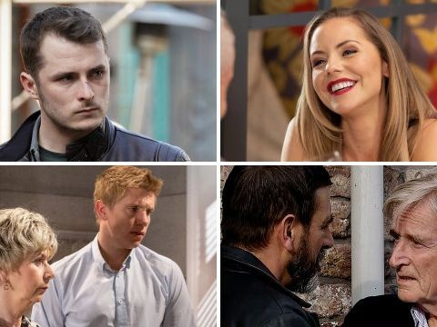 12 soap spoiler pictures: Eight Coronation Street exits, Maya's Emmerdale return, EastEnders death trauma, Hollyoaks discovery