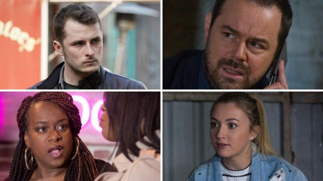 EastEnders spoilers for Ben, Mick, Kim and Louise