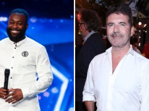 Britain's Got Talent's Kojo Anim is feeling the pressure of winning after backstage words from Simon Cowell