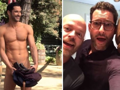 Tom Ellis pretty much confirms Lucifer season 5 – as show-writers tease 'full-frontal' scenes