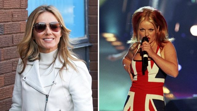 Geri Horner ditches Union Jack dress for Spice Girls tour – and we're shook