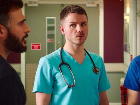 Holby City review with spoilers: Isaac rips Dom and Lofty apart
