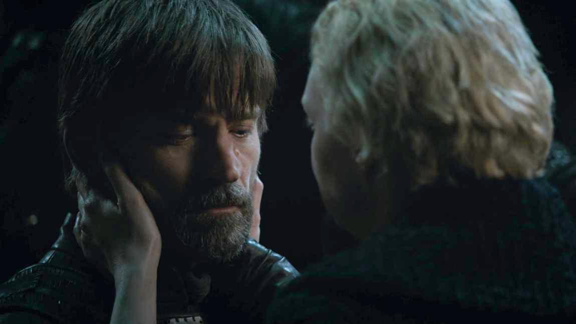 Nikloaj Coster-Waldau as Jaime Lannister in Game of Thrones HBO