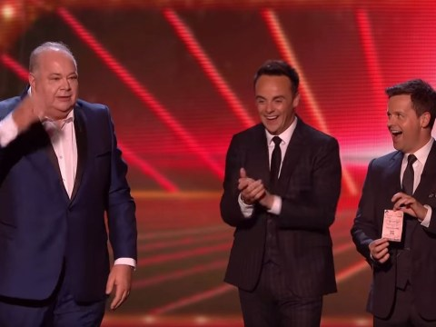 Did Britain's Got Talent magician John Archer get it wrong? Viewers spot 'error' in lottery ticket trick