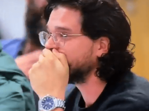 Kit Harington's reaction to his final Game Of Thrones scenes with Emilia Clarke is priceless